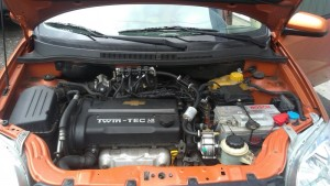 установка ГБО Chevrolet 04
