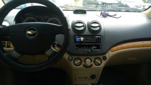 установка ГБО Chevrolet 06